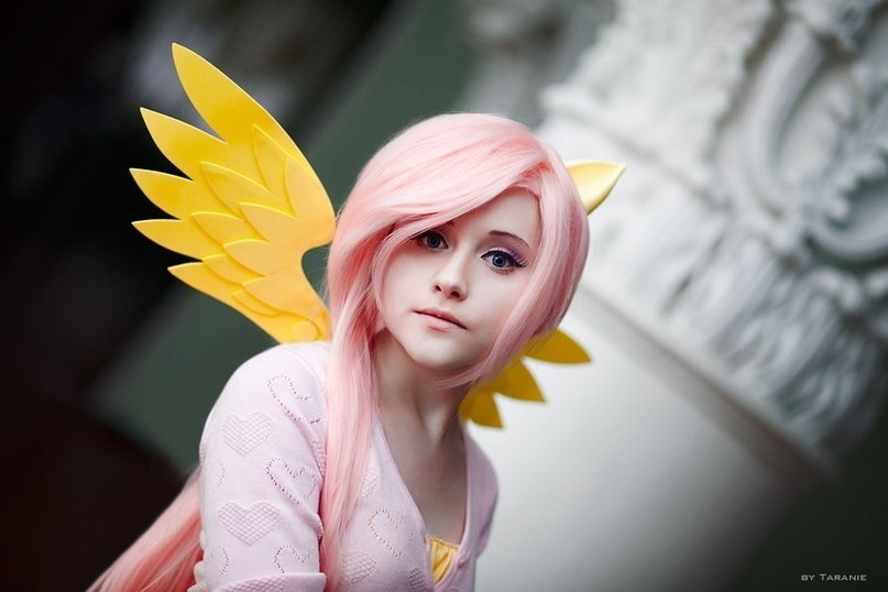 Fluttershy cosplay porn