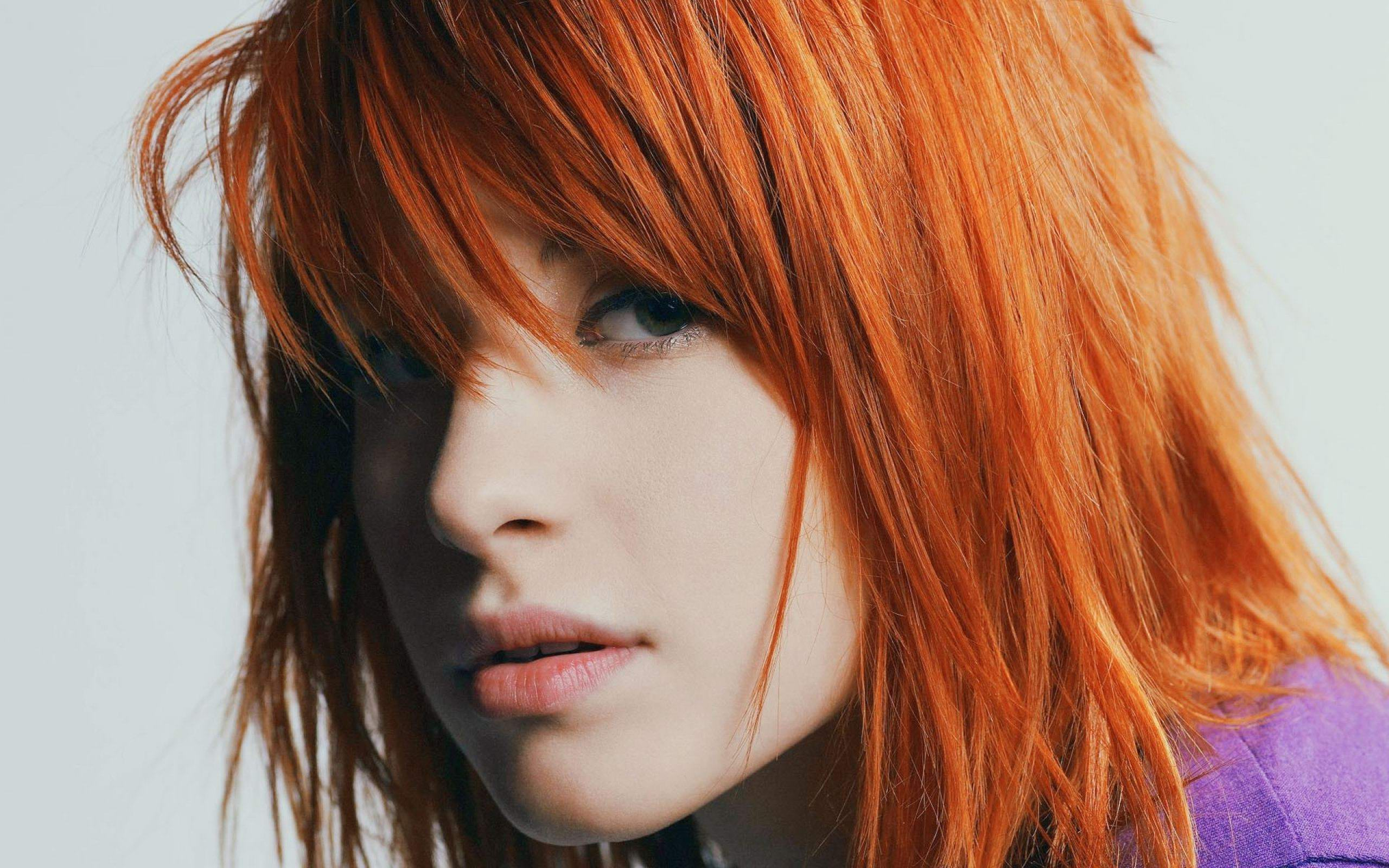 Hayley Williams [RedHair Girl] 2560x1600