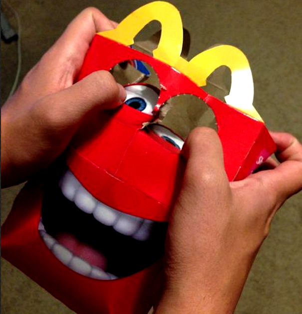 Game Of Thrones [Spoiler]Happy Meal Of Thrones : S04E08