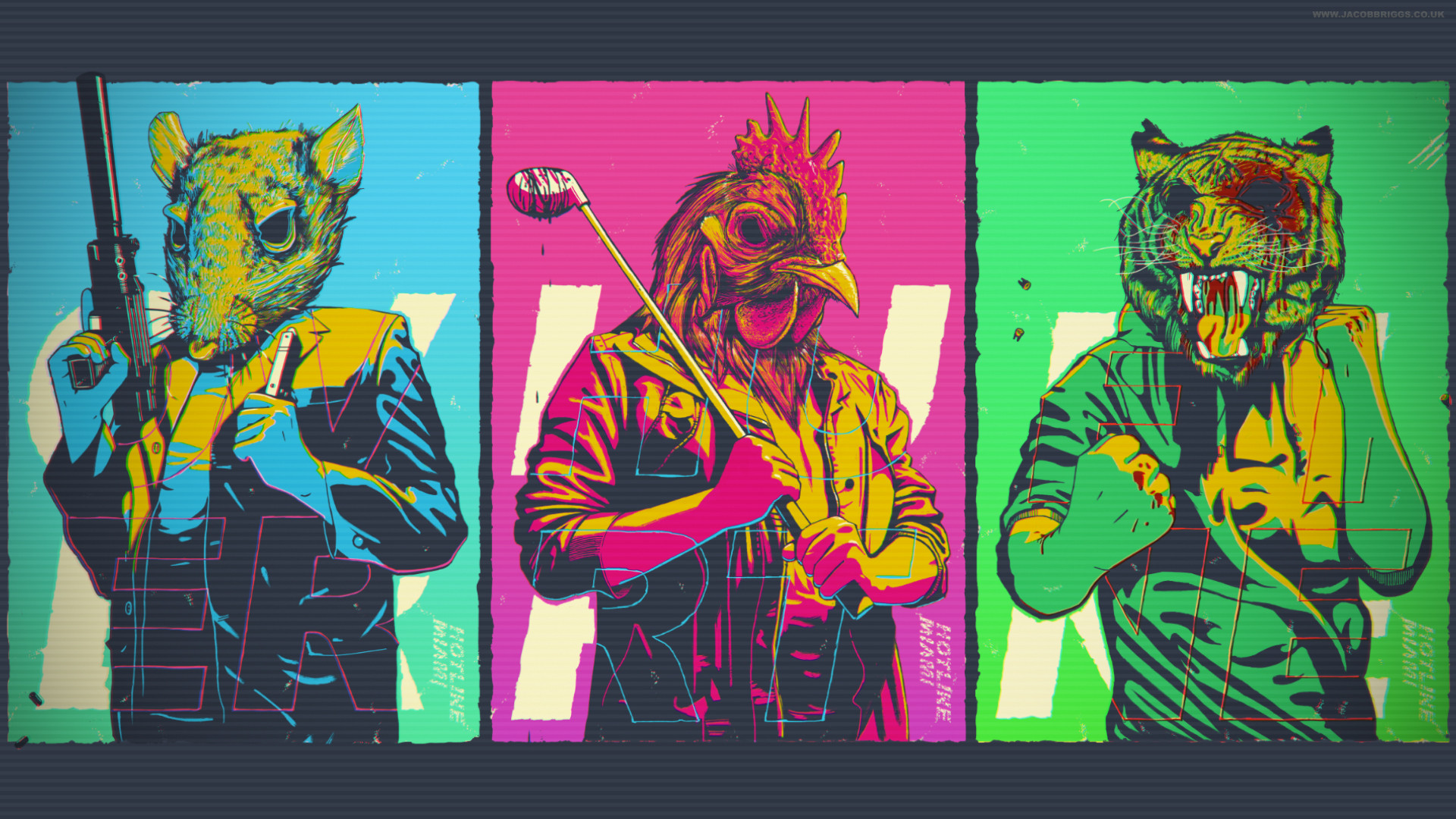 Hotline Miami 1 & 2 à -75%