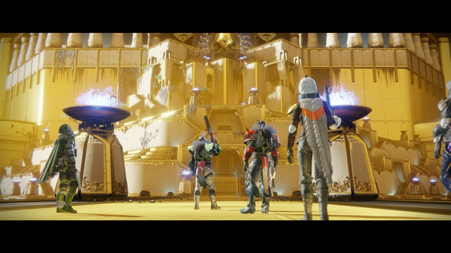 Destiny 2 (PC) - Raid Leviathan ! Need M8 !