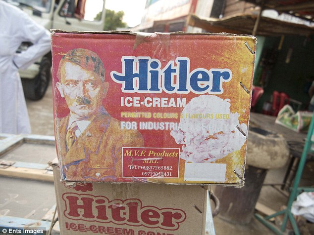 Quand tes glaces font Führer !