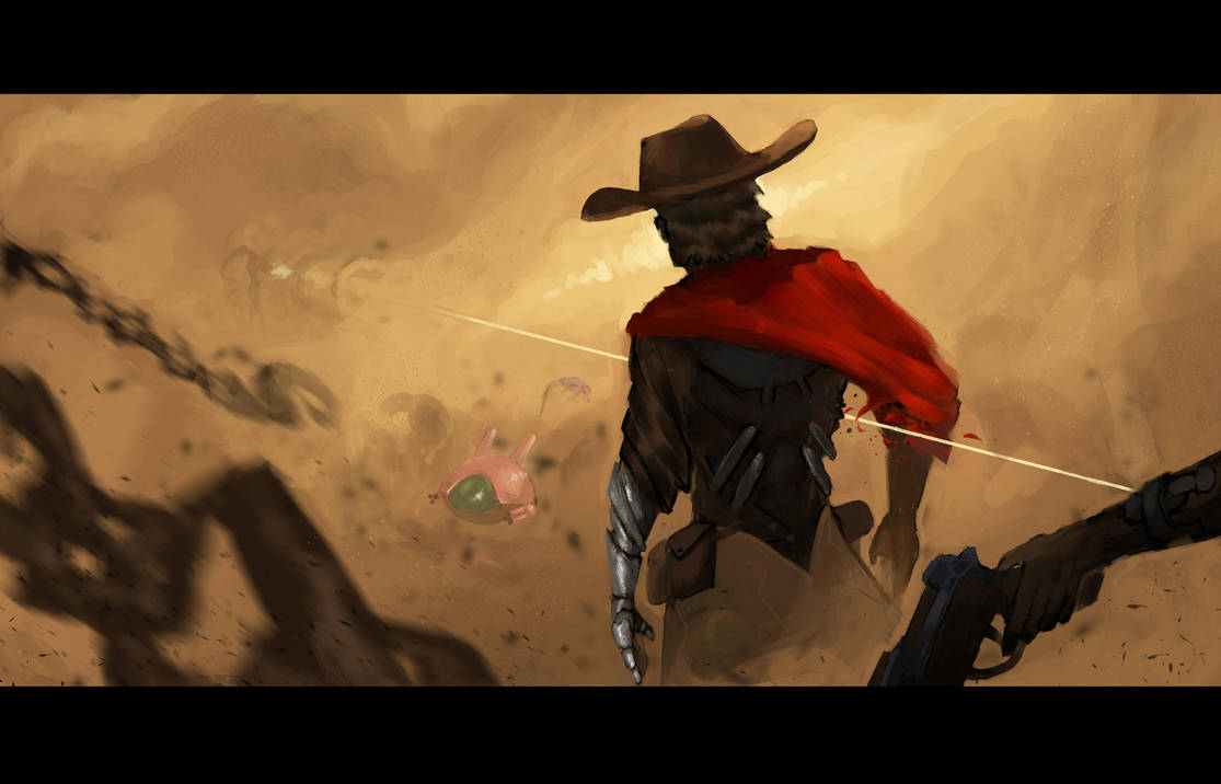 McCree's fate [créa perso]