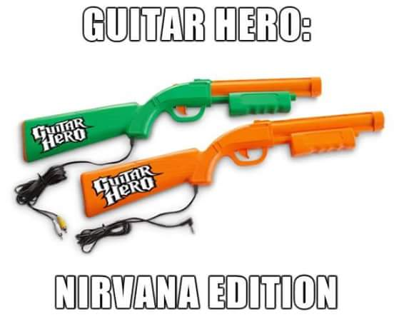 Guitar Hero: Nirvana Edition