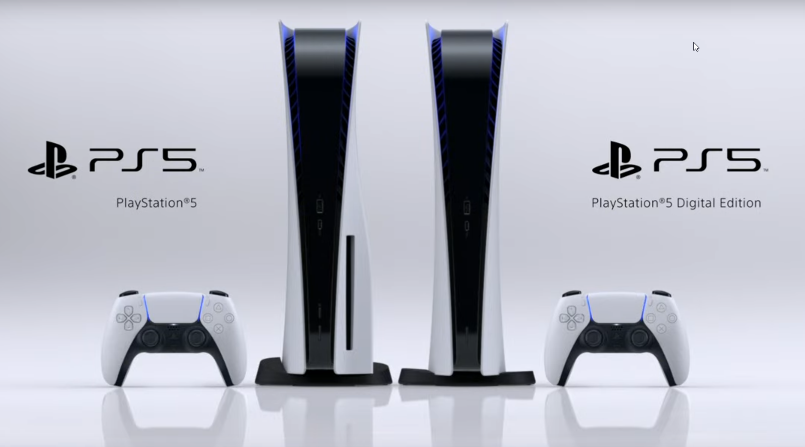 Playstation 5 official design