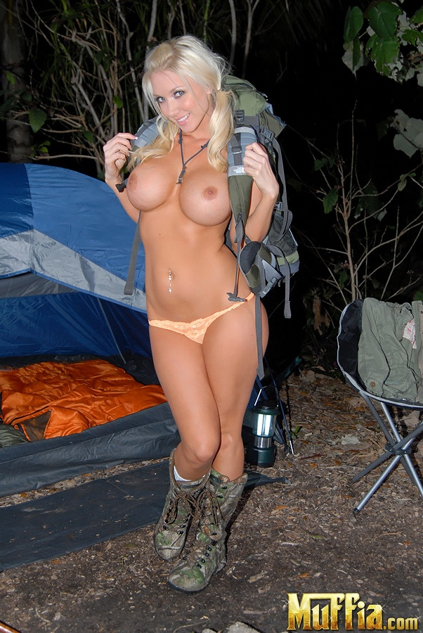 Camping porn