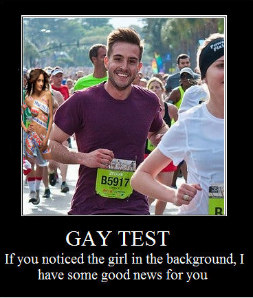 Ultimate Gay Test 37