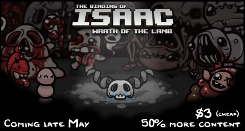 The Binding of Isaac : Wrath of the Lamb