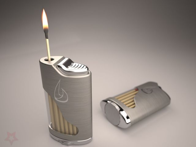 Briquet New old generation.