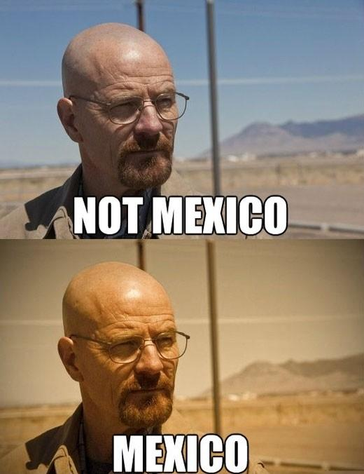 How to tell where each scene of Breaking Bad was filmed