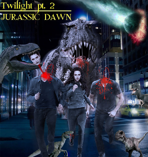 Twilight part 2 - Jurassic Dawn