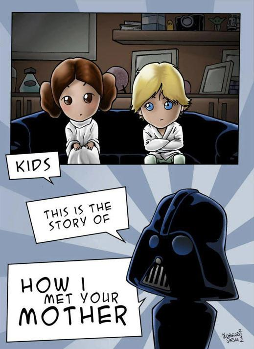 How i met your mother Episode VII
