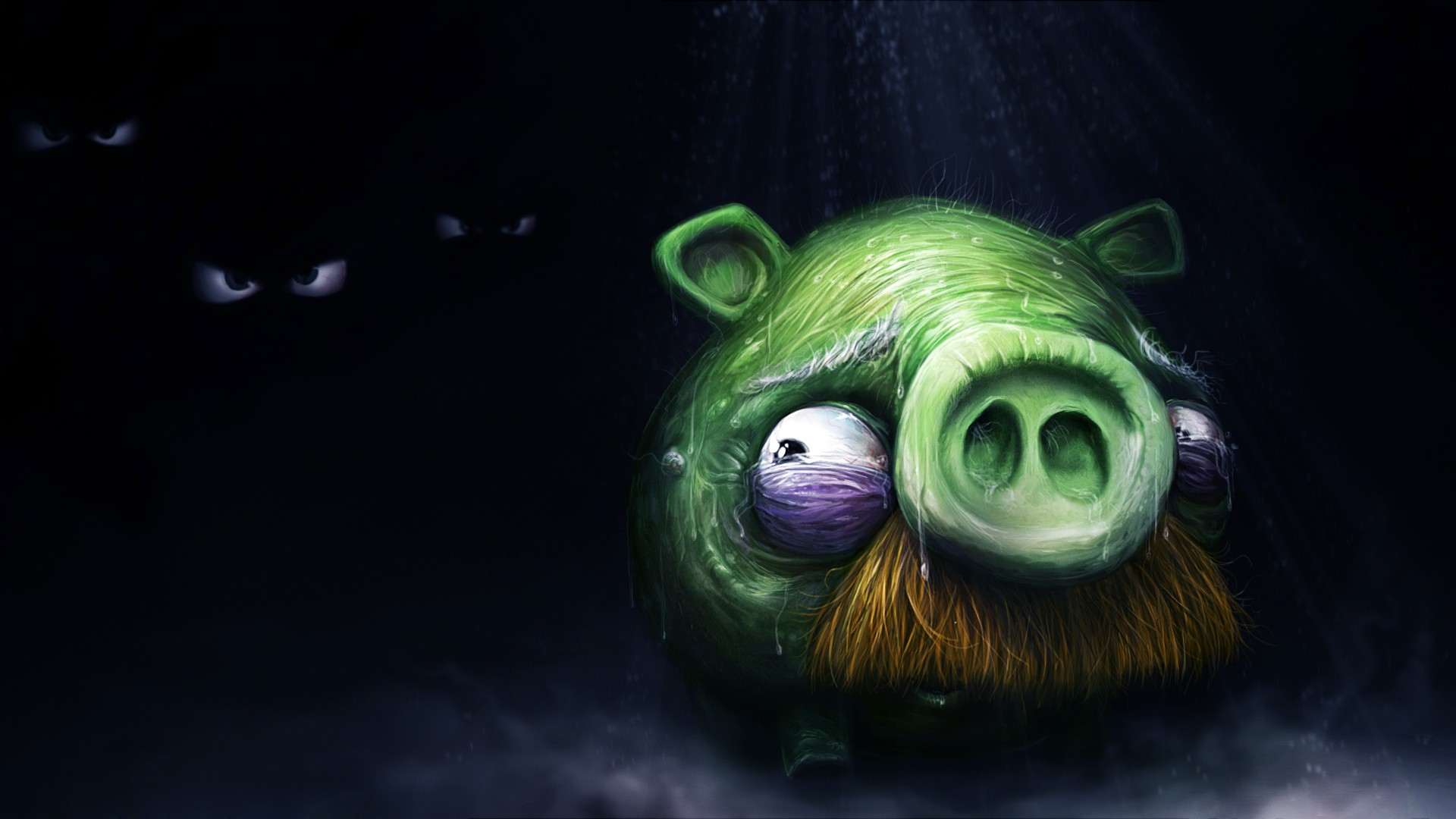 Green Pig | Angry Birds