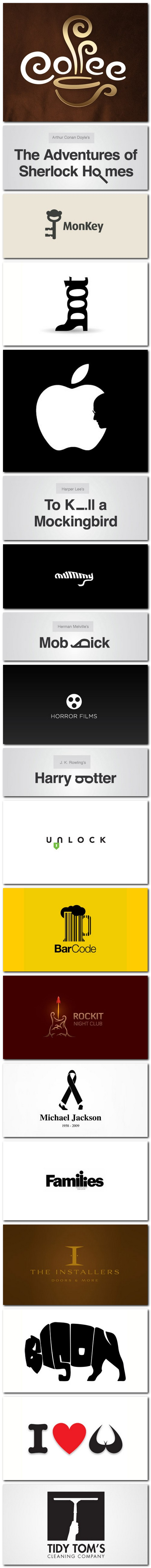 Creative and Clever Logos