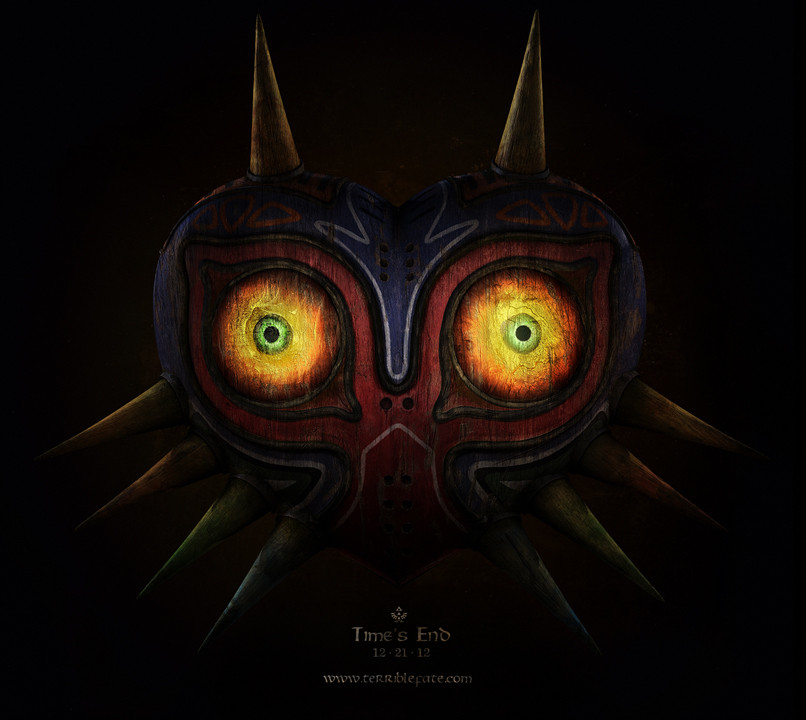 Time's End: Majora's Mask Remixed