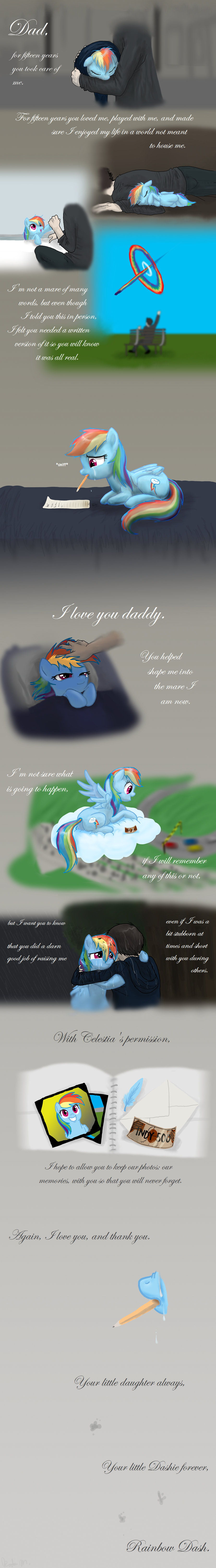 Always Remember [Rainbow Dash]