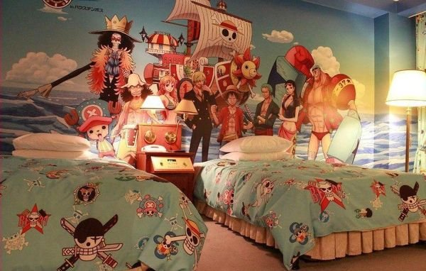 Otaku's Children Bedroom