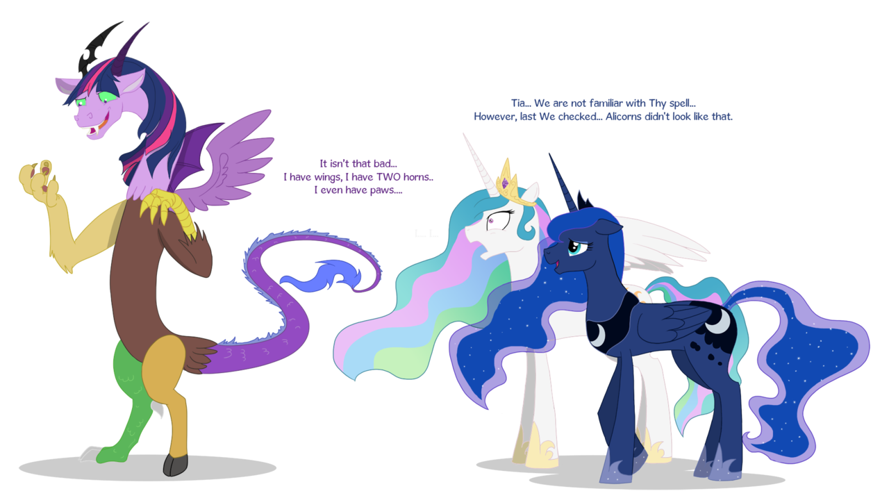 All credit goes to BlackJrXIII MLP Anthro porn